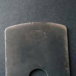 Железко Нож Лезвие рубанка 1963 год Интересное клеймо, фото №11