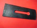 Железко Нож Лезвие рубанка 1963 год Интересное клеймо, фото №12