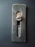 Железко Нож Лезвие для рубанка 50 мм 1961 год, фото №9