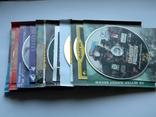 Вкладыши от CD с музыкалки, 17 шт. + 5 дисков с играми., фото №13
