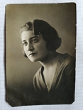 1932г.Девушка.Прическа., фото №2