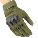 Тактические перчатки. GREEN (ar-42), фото №3