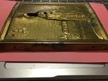 Оклад под икону'Св.пр.Серафим Саровский'(13х11)см, фото №6