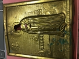 Оклад под икону'Св.пр.Серафим Саровский'(13х11)см, фото №7