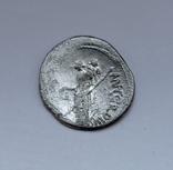 Денарий Римской республики Кордий Руфус 46 г. до н.э., фото №3