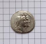 Денарий Римской республики Кордий Руфус 46 г. до н.э., фото №4
