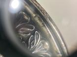 Пара бокалов, серебро 925, вес 538 грамм., фото №11