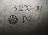Харлей Девидсон Накладка на бензобак Хром Замок Made in USA 54 см, фото №13