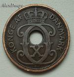 Дания, 2 ORE 1927 (HCN;GJ), фото №2