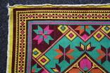 Вышивка для подушки, фото №4