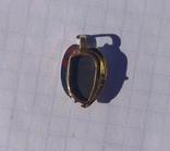 Золотой кулон с опалом и бриллиантами., фото №6