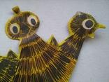 Карнавальное украшение Птенцы, фото №6