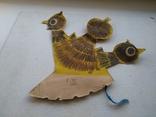 Карнавальное украшение Птенцы, фото №10