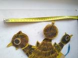 Карнавальное украшение Птенцы, фото №12