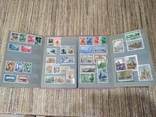 СССР коллекция марок 43 штуки в альбоме с 1941 до 1949 года, фото №2