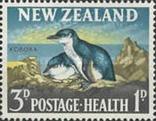 Новая Зеландия 1964 птицы, фото №2