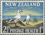 Новая Зеландия 1964 птицы, фото №3