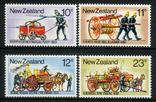 Новая Зеландия 1977 пожарный транспорт, фото №2