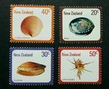 Новая Зеландия 1978 обитатели моря, фото №2