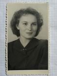 1958г Фото-портрет.Девушка., фото №2