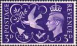 Великобритания 1946 король Георг 6, фото №3