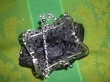 Атласная сумочка, фото №7