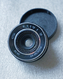 Объектив Индустар-69 28 mm f/ 2.8 от фотоаппарата Чайка II (2), фото №2