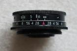 Объектив Индустар-69 28 mm f/ 2.8 от фотоаппарата Чайка II (2), фото №4