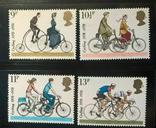 Великобритания 1978 организация велосипедистов, фото №2