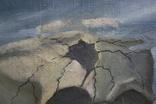 Абстракция  худ.  Павлюк  1995г., фото №6