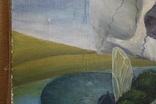 Абстракция  худ.  Павлюк  1995г., фото №8