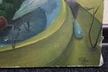 Абстракция  худ.  Павлюк  1995г., фото №11