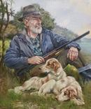 """Охотники"". Константин Швецов, фото №4"