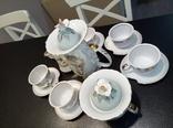 Чайный сервиз на 6 персон новый на подарок фото 2