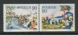 Швеция 1975 скаутизм, фото №2