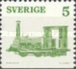Швеция 1975 шведские локомотивы, фото №3