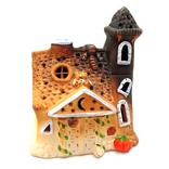 Керамика - домик с приведением, фото №2