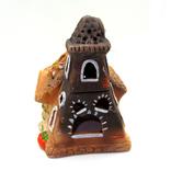 Керамика - домик с приведением, фото №4