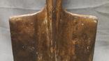 Большая саперная лопата., фото №4