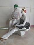 Статуэтка Балерины в антракте, фото №3