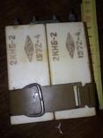 Аккумулятор щелочной 2КНБ-2, фото №3