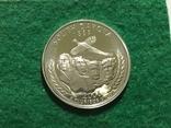 25 центов сша 2006, фото №2