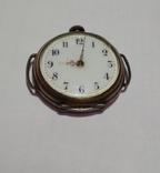 Часы серебряные швейцарские , старинные Cylindre., фото №2