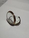 Часы серебряные швейцарские , старинные Cylindre., фото №8