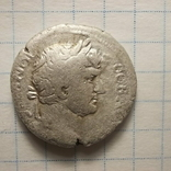 Адриан, дидрахма, г. Кесария Каппадокийская., фото №3
