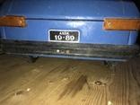 Москвич педальный на ходу 1987 СССР Оригинал  из детства с пробегом, фото №8