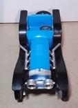 Ретро машинка из СССР игрушка КРУГОЗОР кабриолет, фото №5