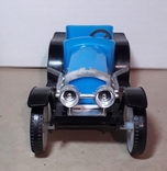 Ретро машинка из СССР игрушка КРУГОЗОР кабриолет, фото №6