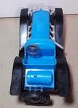 Ретро машинка из СССР игрушка КРУГОЗОР кабриолет, фото №10