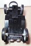Ретро машинка из СССР игрушка КРУГОЗОР кабриолет, фото №12